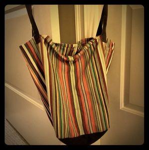 Gap Multicolor Tote Bag